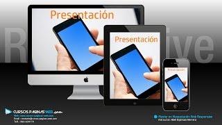 Diseño Web Responsive HTML5 y CSS3