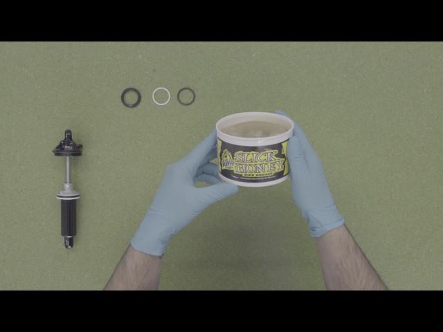 Видео Смазка DT Swiss Slick honey 29.57 мл