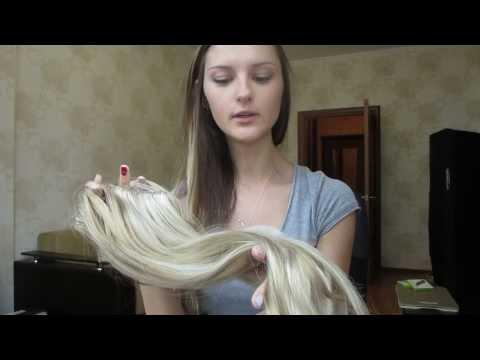 Инструкция волосы на заколках как крепить