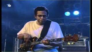 Stanley Clarke Trio - School Day - Leverkusen 1993.avi