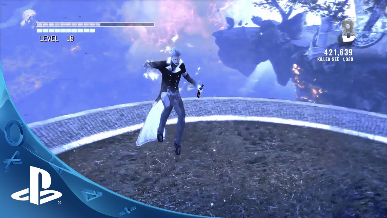 DmC Definitive Edition: Vergil's Bloody Palace Detailed