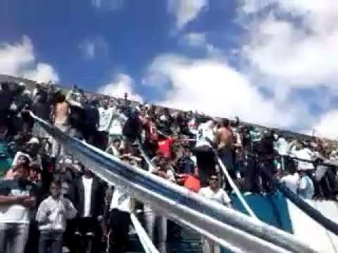 """""""la banda de merlo ya nos queda chico el oeste"""" Barra: La Banda del Parque • Club: Deportivo Merlo"""