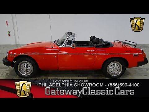 Video of 1975 MG MGB Offered by Gateway Classic Cars - Philadelphia - L7N7