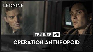 Operation Anthropoid Film Trailer