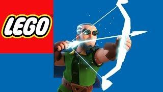 How To Build Lego Clash Royale Magic Archer