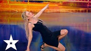 Кристина Акулова - Україна має талант-7 - Пятый кастинг в Киеве - 04.04.2015