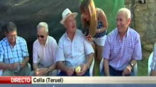 preview picture of video 'La Feria de la Patata de Cella'