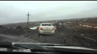Трасса Таскала-Уральск