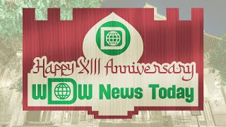 WDWNT 13th Anniversary 13 Hour Live Broadcast