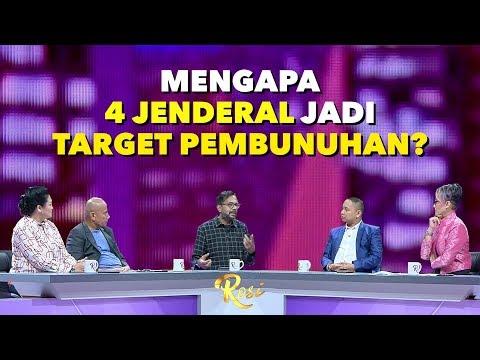 Mengapa 4 Jenderal Jadi Target Pembunuhan? | Kivlan dan Rencana Pembunuhan 4 Jenderal - ROSI (3)