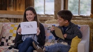 Jeremy and Audrey vs. Zach and Tori: He'd Say, She'd Say