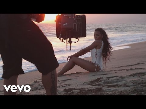 Tinashe - Superlove (Behind The Scenes)