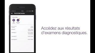 Consultation et traitement à distance de résultats d'examens diagnostiques.