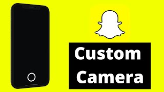 Swift: Custom Camera Like Snapchat (2021, Xcode 12, AVFoundation) - iOS Development