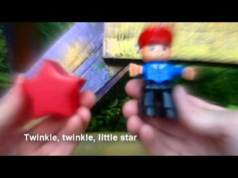 Twinkle, twinkle little star. lyrics. текст. песня про звездочку на английском.