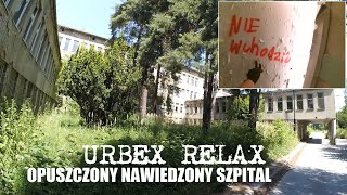 Opuszczony nawiedzony szpital w Starachowicach