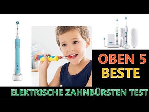 Besten Elektrische Zahnbürsten Test 2019