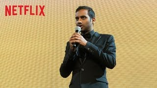 Aziz Ansari Live at Madison Square Garden Film Trailer