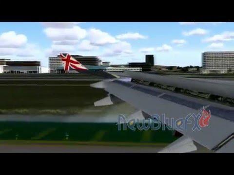 Fs2004 Virgin Atlantic A340 300 Barbados London Watch Hd