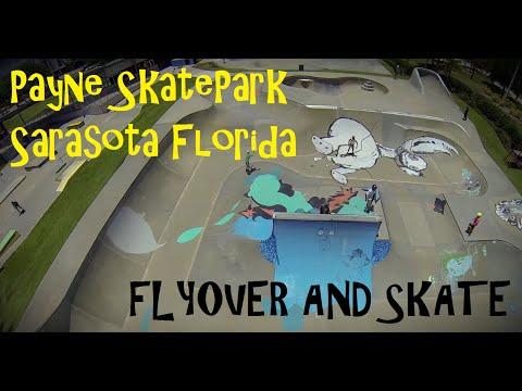 Payne SkatePark Sarasota Florida