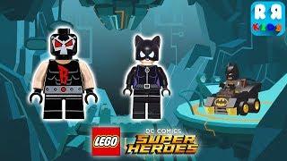 LEGO DC Super Heroes Mighty Micros - Batman Vs Bane and Cat Woman