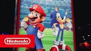 Nintendo Mario & Sonic en los Juegos Olímpicos: Tokio 2020 - En Madrid Games Week anuncio