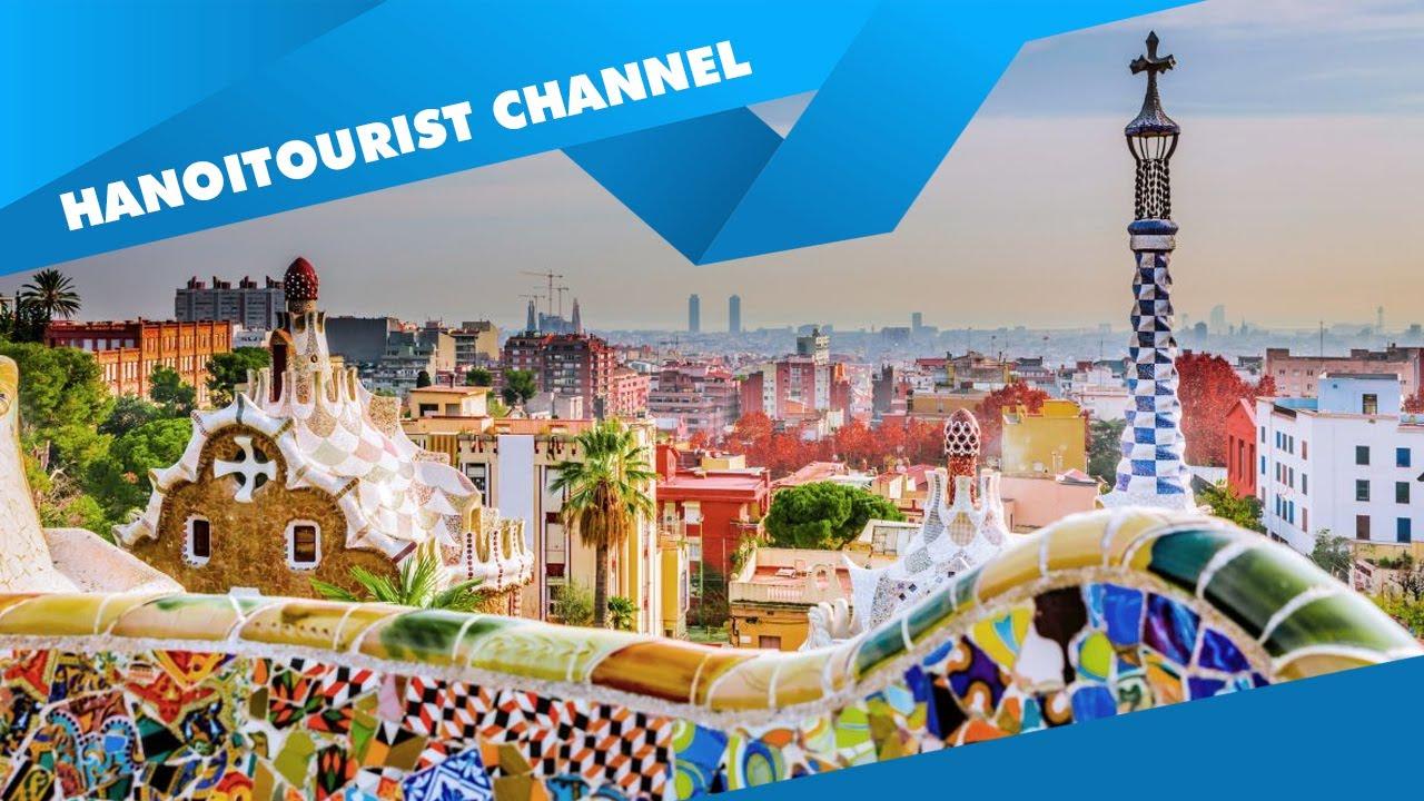 Du lịch Tây Ban Nha | Khám phá Madrid - Barcelona