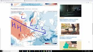 EC 30 Day Weather Forecast For UK & Europe: 15th October To 11th November 2018