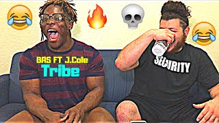 "Bas & J. Cole - ""Tribe"" (Official Music Video) - Reaction"