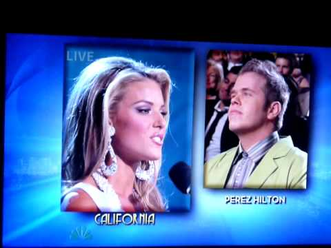 Miss Usa Gay Marriage Controversy 31