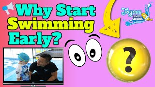 Why Start Swimming Early
