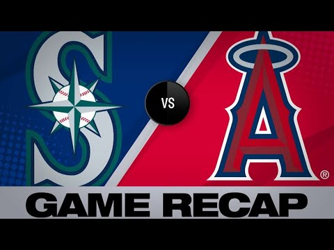 4/21/19: La Stella 's 2 homers lead Angels to 8-6 win