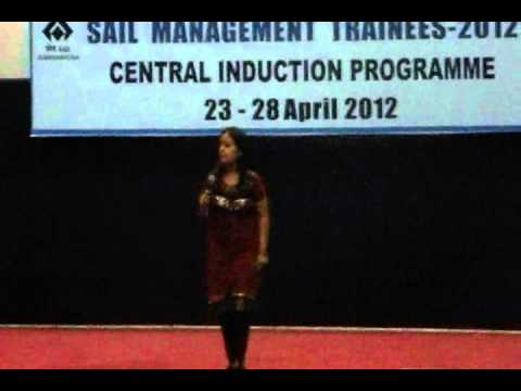 Induction Ceremony 2012