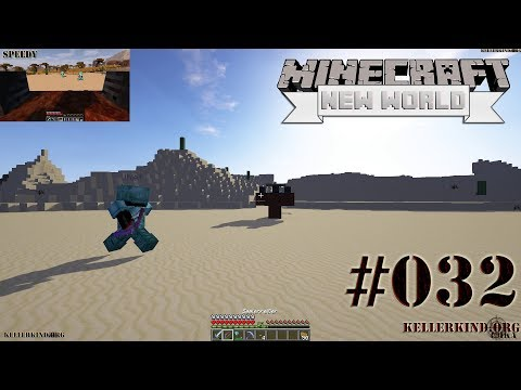 Umwitherte Höhen & grafische Tiefen ★ #32 ★ We Play Minecraft SMP: A New World [HD|60FPS]