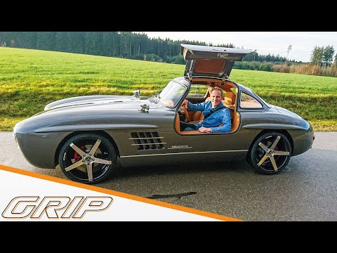 Top 3 Retrocars   GRIP
