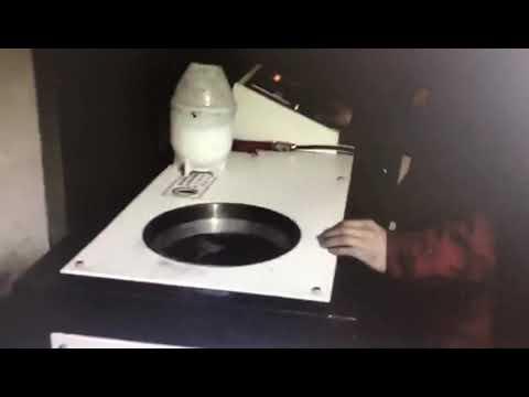 RT-118 China Rubber O Ring Deflashing Trimming Machine