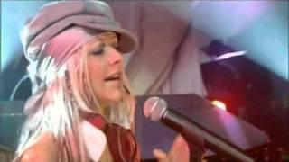 Impossible live -Christina Aguilera