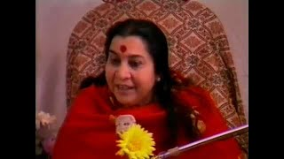 8th Day of Navaratri: What We Have To Do Within Ourselves, Talk After the Puja thumbnail