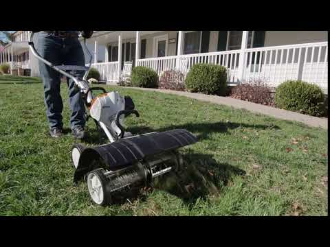 Stihl MM 56 C-E YARD BOSS® in Calmar, Iowa - Video 2