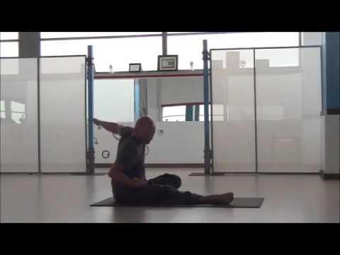 Come rafforzare la parte posteriore con osteocondrosi