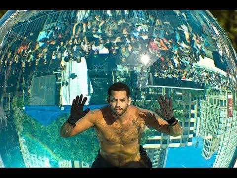 Drowned Alive | David Blaine (видео)