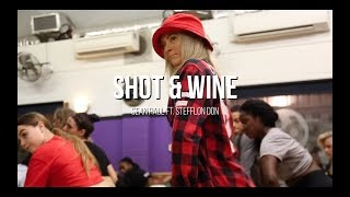 | Shot & Wine Stefflondon Sean Paul | Steven Pascua Choreography |