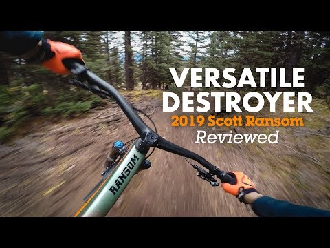 BIKE REVIEW – 2019 Scott Ransom, 29 and 27.5 Tested