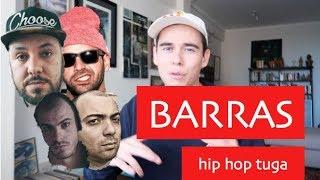 as 5 melhores barras de SEMPRE do hip hop tuga