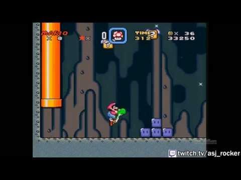 Super Nintendo - RGB Scart - 1080p HDMI test