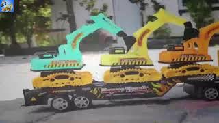 680 Gambar Mobil Beko Kartun HD Terbaik