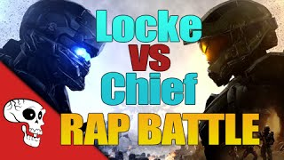Master Chief vs. Locke RAP BATTLE by JT Music and Teamheadkick - A Halo 5 Rap
