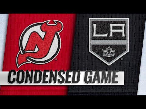 12/06/18 Condensed Game: Devils @ Kings