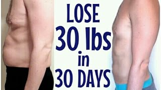 HOW TO LOSE 30 POUNDS IN 30 DAYS SAFELY | How to Speed Up Your Metabolism | Cheap Tip #205 *NEW*
