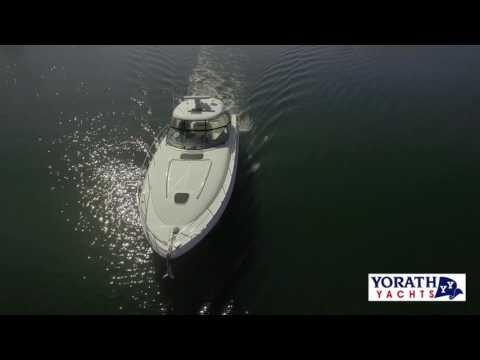 Sea Ray 40 Sundancer video